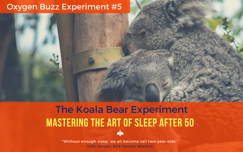 Mastering the Art of Sleep After 50