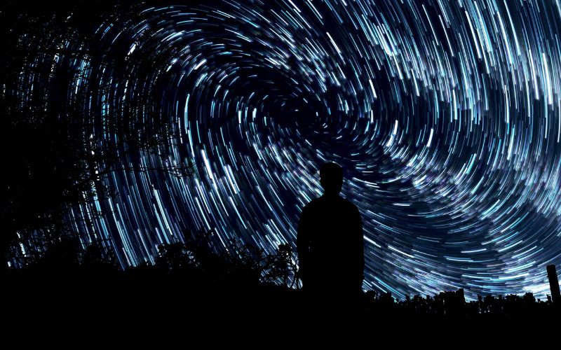 Stargazing & the Art of Aging Well